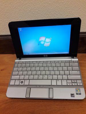 HP Mini Laptop Window 7 Pro WiFi Webcam for Sale in Orlando, FL