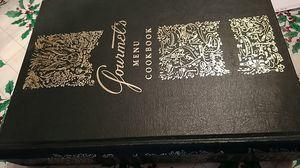 gourmets menu cookbook 1963 for Sale in Appomattox, VA