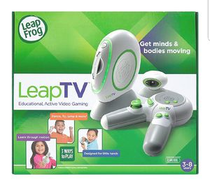 LeapTV gaming system for Sale in Fort Washington, MD