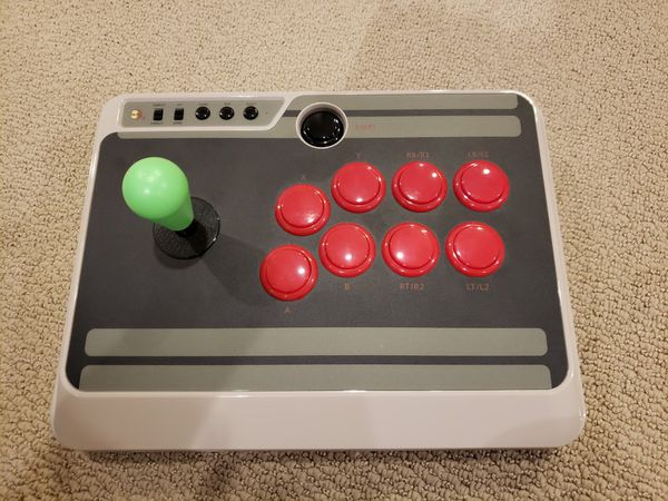 8Bitdo N30 Wireless Arcade Stick Sanwa Mods Nintendo Switch Retropie for  Sale in Union City, CA - OfferUp