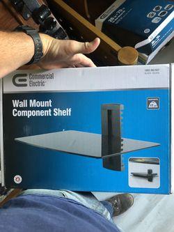Component wall shelf Thumbnail