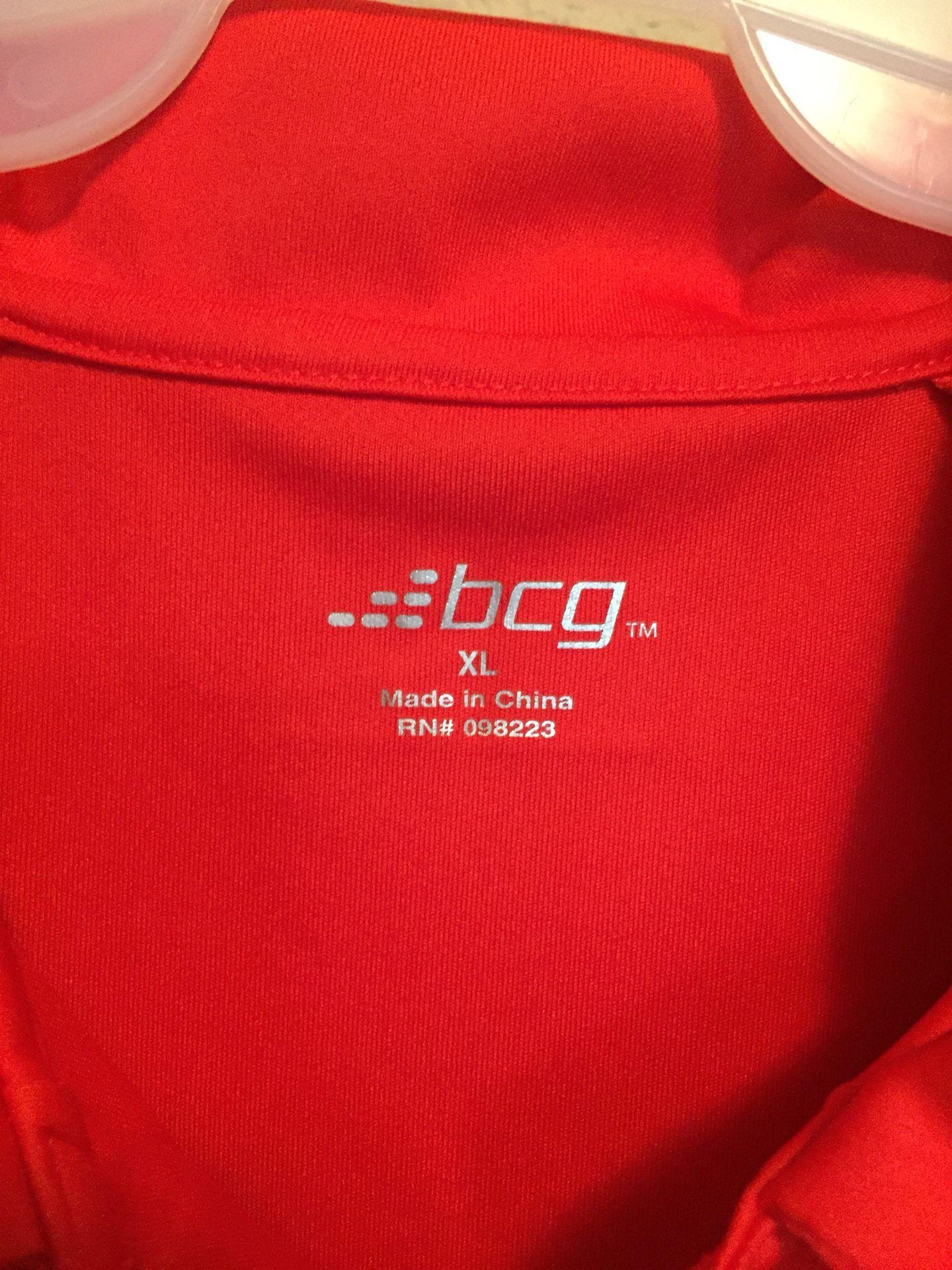 BCG shirt