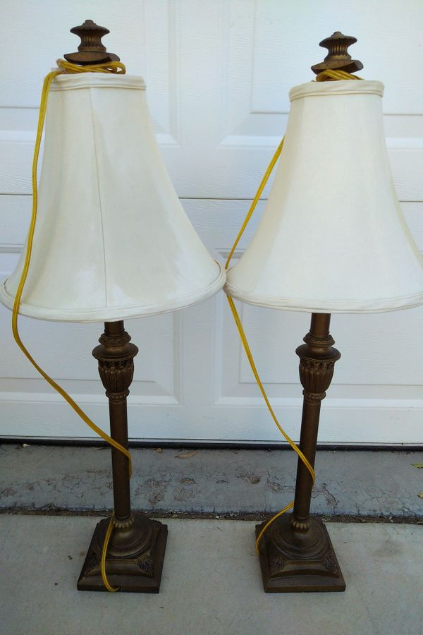 2 Gold Ornate Lamps For Sale In Henderson Nv Offerup