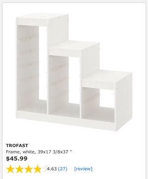 Ikea trofast frame for Sale in Arlington, VA