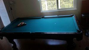 Beringer 8ft pool table for Sale in Roseville, CA