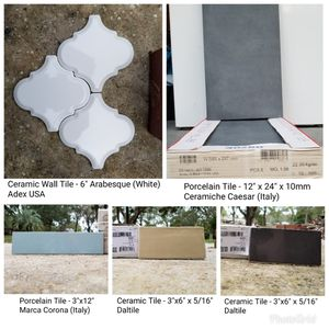 NEW Ceramic Tile X X Daltile For Sale In Orlando FL - Daltile orlando fl