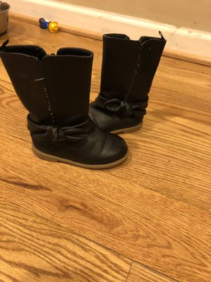 Toddler girl boots for Sale in Frederick, MD