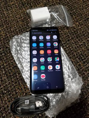 Samsung Galaxy S8 +. 64 gb. Factory unlocked for Sale in Alexandria, VA