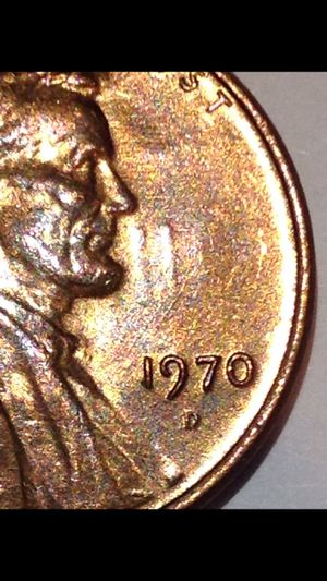 Super Rare Error Lincoln Memorial Back Imprint on Front of Penny— Accidental Die Error Coin! for Sale in Reston, VA