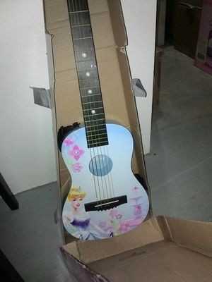 Disney acoustic guitar for Sale in Kissimmee, FL