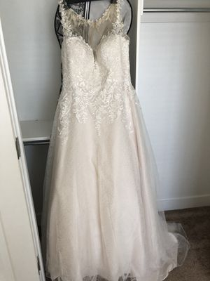 Wedding Dress (Never Used) for Sale in Salt Lake City, UT
