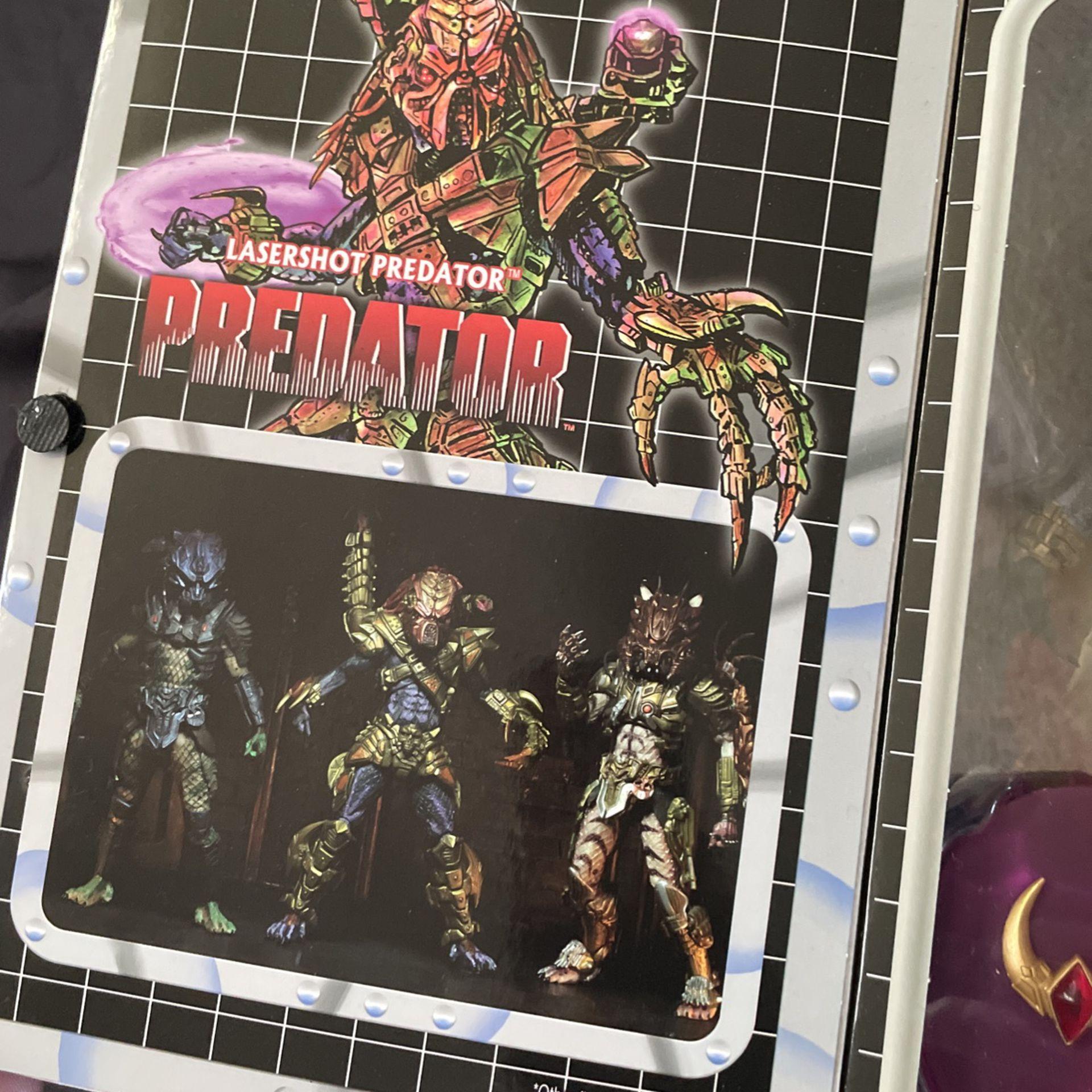 Predator Action Figure (unopened)