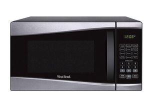 Stainless Steel 900-Watt Microwave for Sale in Washington, DC
