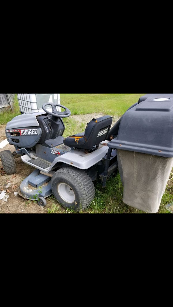 Huskee Riding Lawn Mower For Sale In Hephzibah Ga Offerup