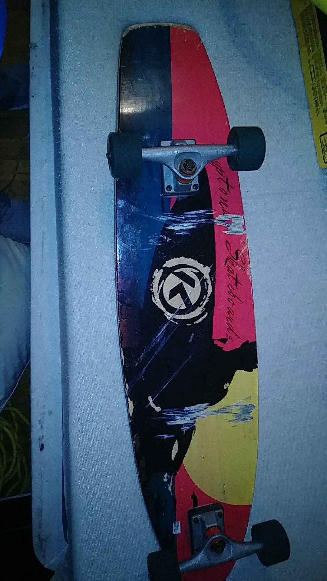 Kryptonics long board