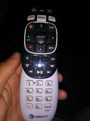 Direct tv remote for Sale in Washington, DC
