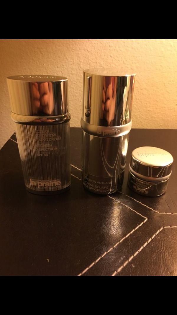 c1d610b4cb6 La Prairie Skincare Moisturizer Sunblock Cream Tinted Moisturizer Bundle