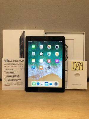 Q39 - iPad Air 1 16GB Cell-ATT for Sale in Los Angeles, CA