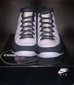Air Jordan 9 UNC Size 10 Brand New Thumbnail