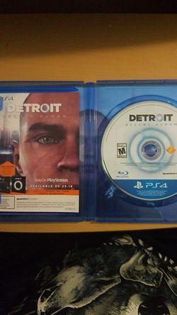 Detroit Become Human Thumbnail