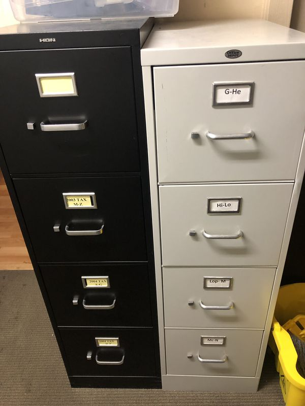 Letter Size File Cabinets For Sale In Covina Ca Offerup