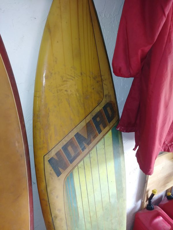 Vintage Surfboards Collection From The 70 Early 80 For Sale In Miramar