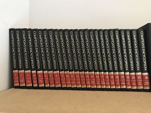 Comptons Encyclopedia (1990) for Sale in Houston, TX