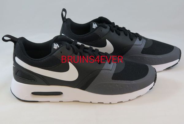 fe929f78106 Nike Air Max Vision Mens Black Grey White Running Shoes Size 11.5 for Sale  in Indio
