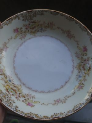 Hand painted china 18 pieces for Sale in St. Louis, MO