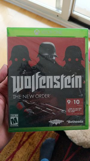 Wolfenstein the new order for Sale in Chicago, IL
