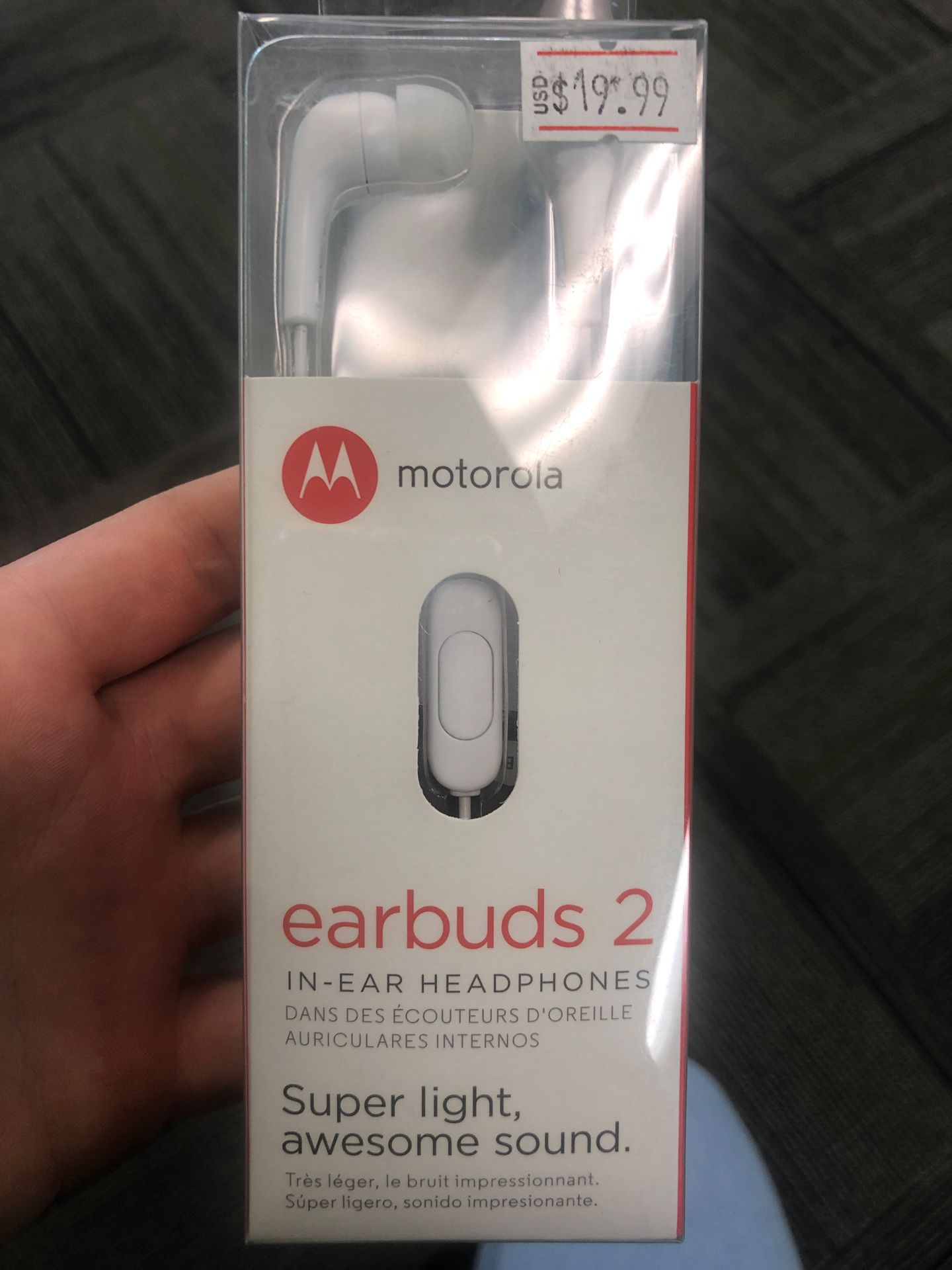 Motorola earbuds 2