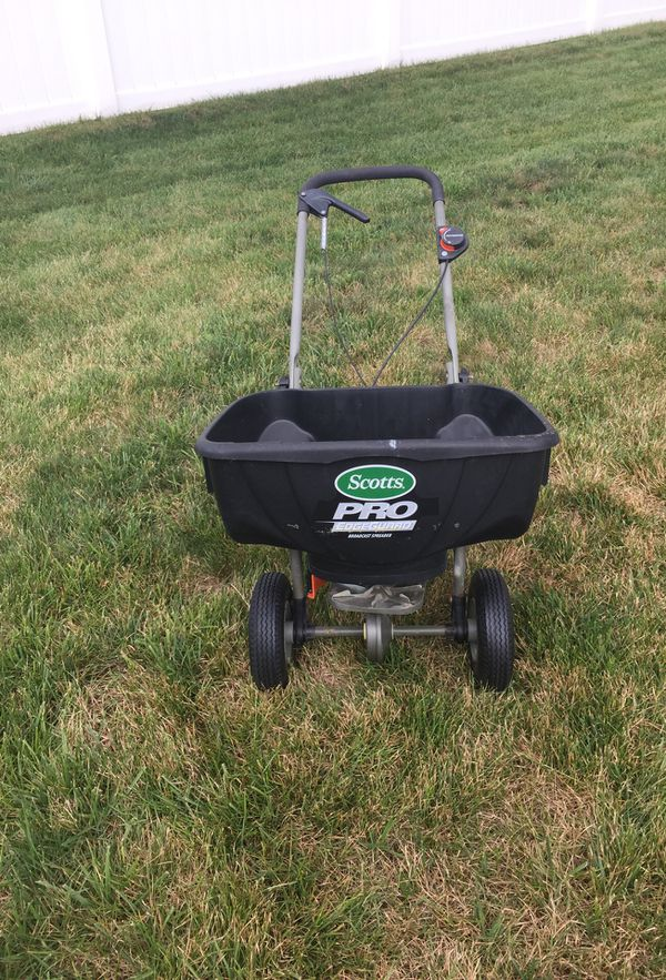 Lawn Spreader For Sale In Toms River Nj Offerup