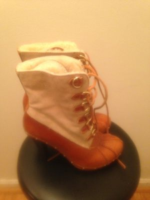 Michael Kors laced boots for Sale in Laurel, MD
