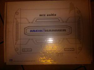 MTX Audio Jackhammer JH300 Car Stereo Amp for Sale in Phoenix, AZ