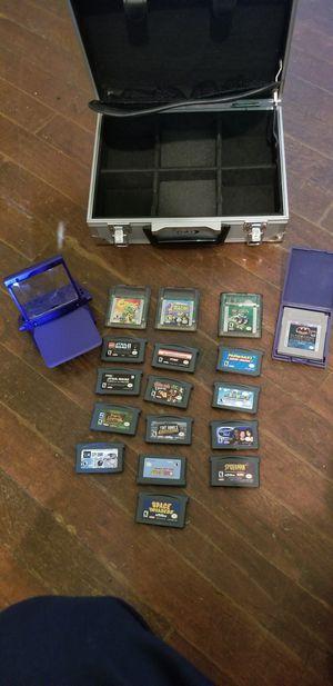 Game boy advances games for Sale in Manassas, VA