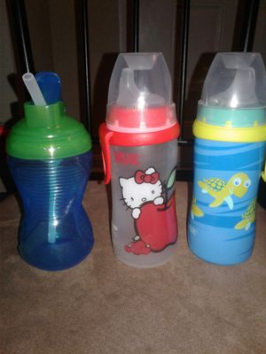 Nuk bottles for Sale in Herndon, VA