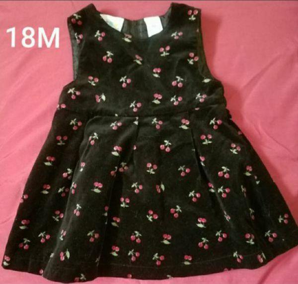 5346344fd 18M MINIWEAR sleeveless cherry dress  2 for Sale in Santa Ana
