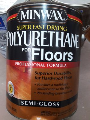 POLYURETHANE CLEAR FINISH for Sale in Orlando, FL