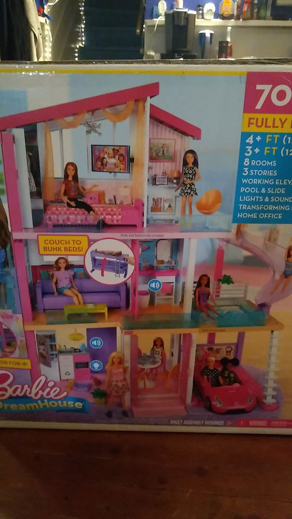 Barbie Dream House For Sale In Oakland Ca Offerup