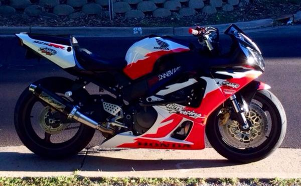 2001 HONDA CBR 929 ERION RACING EDITION For Sale In Akron OH