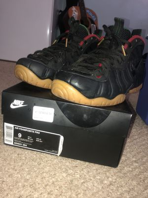 Gucci foamposite 9 for Sale in Sterling, VA