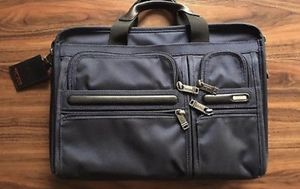 Tumi Alpha 2 Business Laptop Bag brief case for Sale in Vienna, VA