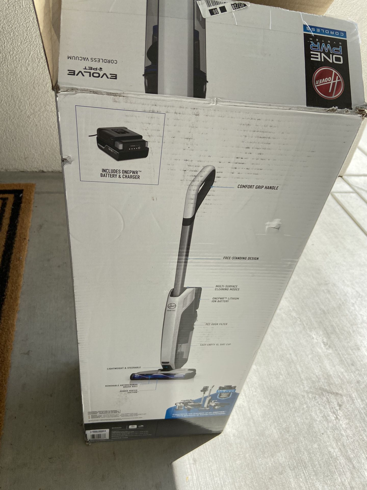 Hoover ONEPWR Pet Cordless Vacuum