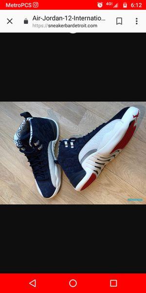 Japanese 12s Jordans for Sale in Washington, DC
