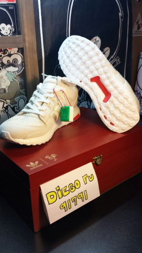 6122a174bd9c7 DS Adidas EQT Support 91 16 Boost  Chinese New Year   CNY  size 7.5. Comfy  like nmd   ultra boost.