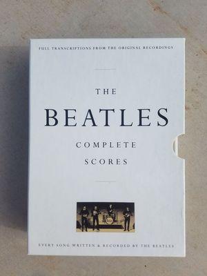 The Beatles Complete Scores for Sale in Laveen Village, AZ