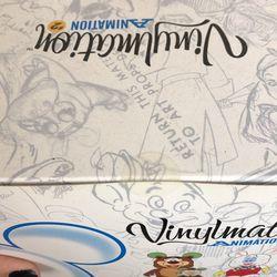Vinylmation Animation #2 Maleficent & Prince Phillip Thumbnail