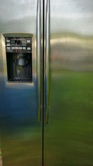 Stainless side x side refrigerator for Sale in Alexandria, VA