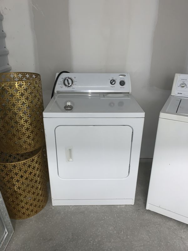 Whirlpool Dryer Kenmore Washing Machine For Sale In