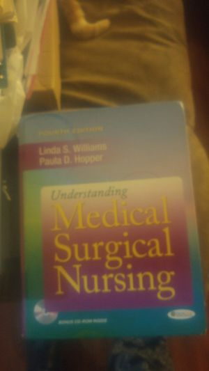 Medical Surgical Nursing Fourth Edition for Sale in Chehalis, WA